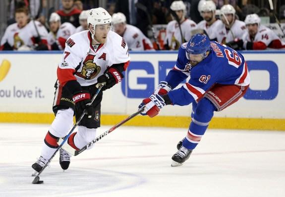Kyle Turris, Ottawa Senators