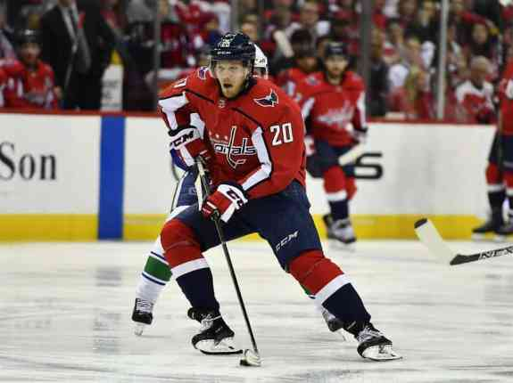 Lars Eller Washington Capitals