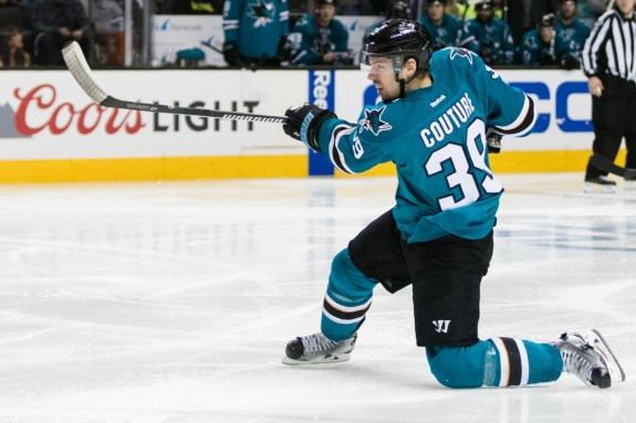 Logan Couture Sharks 2017