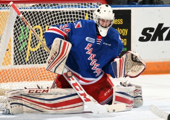 Luke Richardson, Kitchener Rangers, OHL