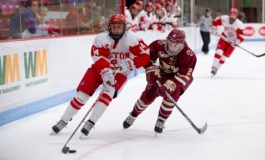"Beauts Add 2 More From ""Beanpot"" Schools"