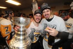 Sidney Crosby, Evgeni Malkin, NHL, Pittsburgh Penguins