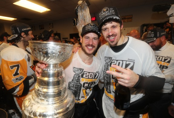 Sidney Crosby, Evgeni Malkin, NHL, Pittsburgh Penguins