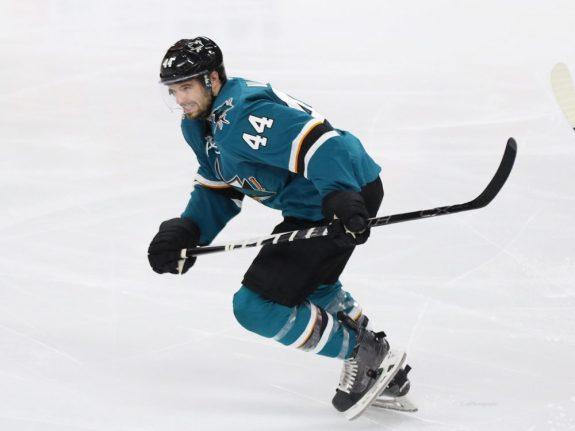 Marc-Edouard Vlasic, NHL, San Jose Sharks