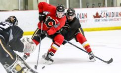 Flames Camp Opens With Little Progress on Gaudreau's Contract