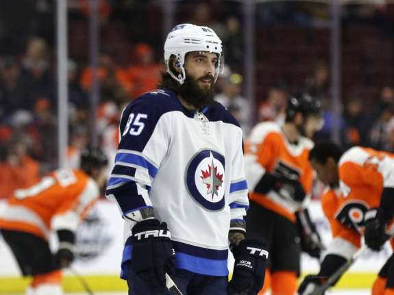 Mathieu Perreault - Winnipeg Jets