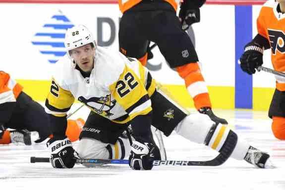 Matt Hunwick Penguins