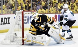 Whispers of Goalie Controversy Reappearing for Penguins