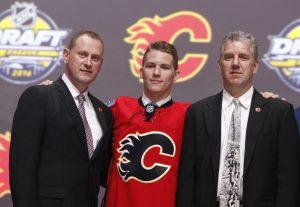 Matthew Tkachuk, 2016 NHL Draft, NHL, Calgary Flames
