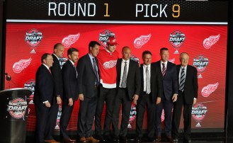 The Grind Line: Red Wings to Watch at NHL Prospect Tournament