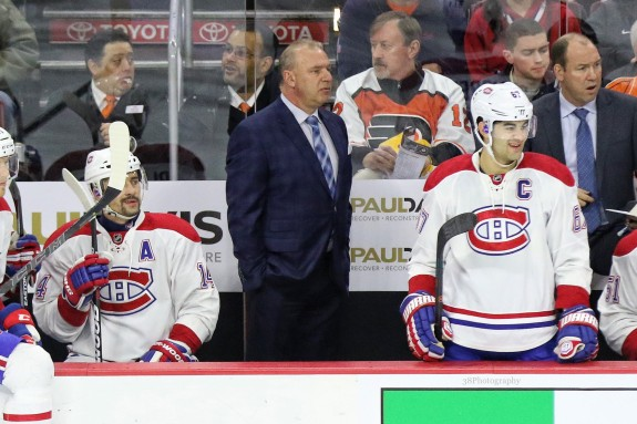 Canadiens fire Therrien, name Julien as new head coach