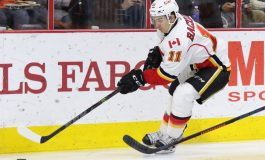 Flames Need Mikael Backlund