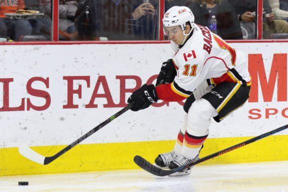 Mikael Backlund, Calgary Flames