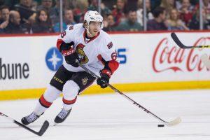 Mike Hoffman, Ottawa Senators