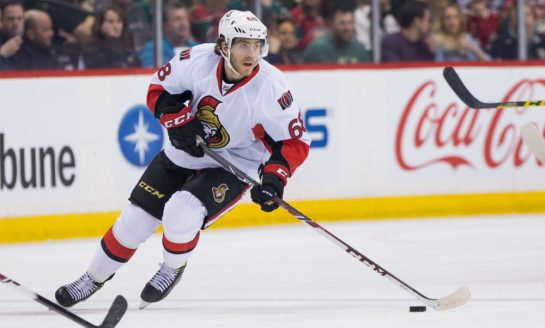 Sharks Trade Hoffman to Panthers