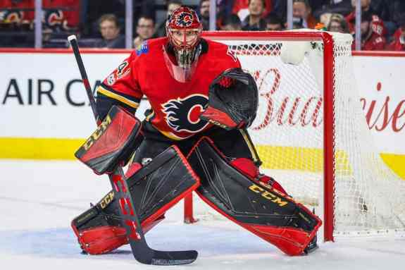 Mike Smith Flames
