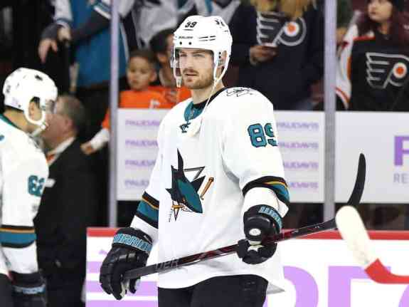 Mikkel Boedker, San Jose Sharks