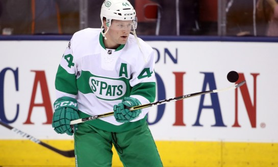 Leafs' Rielly Fulfilling Offensive Potential