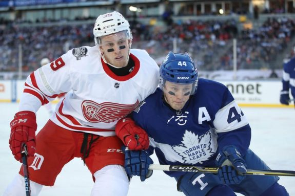 Maple Leafs, Centennial Classic, NHL, Detroit Red Wings