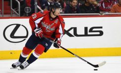 Backstrom on Pace to Join 1,000 Points Club