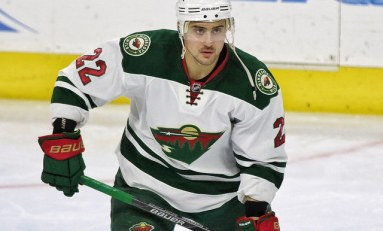 Should The Wild Consider Moving A Key Player?