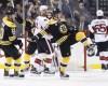 Despite Loss, Bruins Busting into December