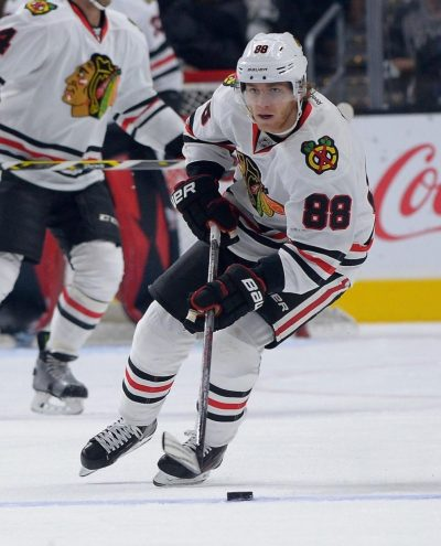 (Jayne Kamin-Oncea-USA TODAY Sports) If you're joining a fantasy pool for this weekend's NHL All-Star Game and you get the first overall pick, you best be selecting Patrick Kane. That is, unless the off-ice stories have soured you on the best player in the game today.