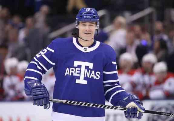 Patrick Marleau Maple Leafs