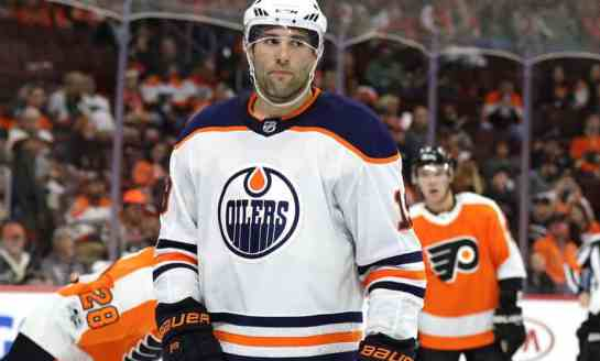 Should Oilers Go for Patrick Maroon?