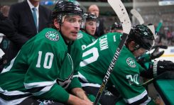 Patrick Sharp is Heating Up in Dallas