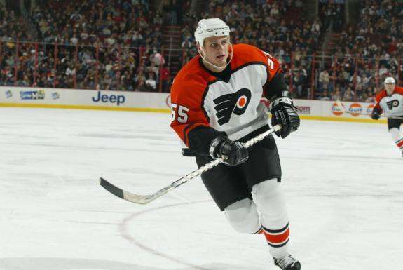 Pavel Brendl Philadelphia Flyers