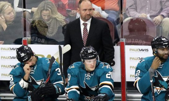 3 Critical Questions for the San Jose Sharks