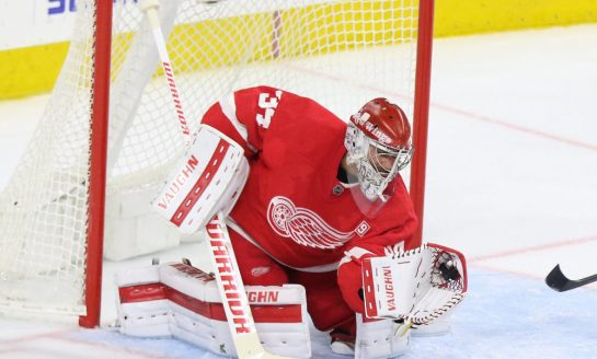 The Grind Line: Red Wings' Protected List Reaction