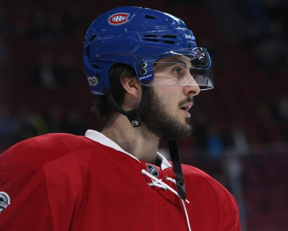 Montreal Canadiens centre Phillip Danault
