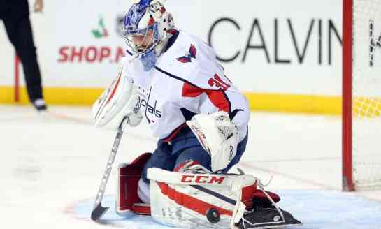 Capitals Trade Grubauer and Orpik to Avalanche