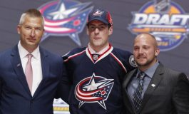 Pierre-Luc Dubois Brings Confidence to Second Training Camp