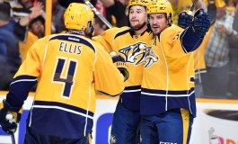 Predators' Captains Ready to Steer the Ship