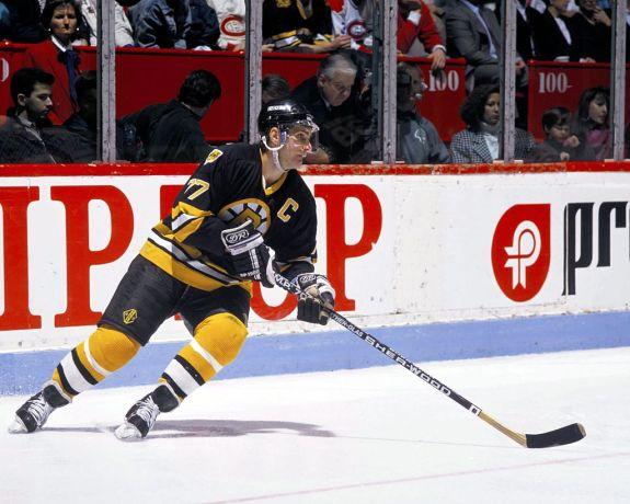 Ray Bourque, Boston Bruins