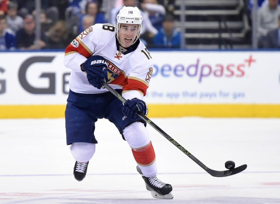 Reilly Smith, Florida Panthers