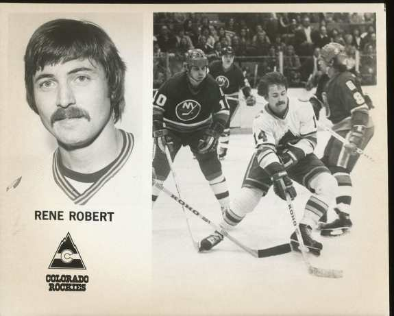 Rene Robert Colorado Rockies