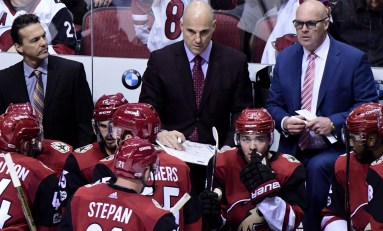 Monday Morning Howl: Coyotes Take Steps Backward