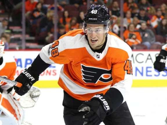 Robert Hagg Philadelphia Flyers