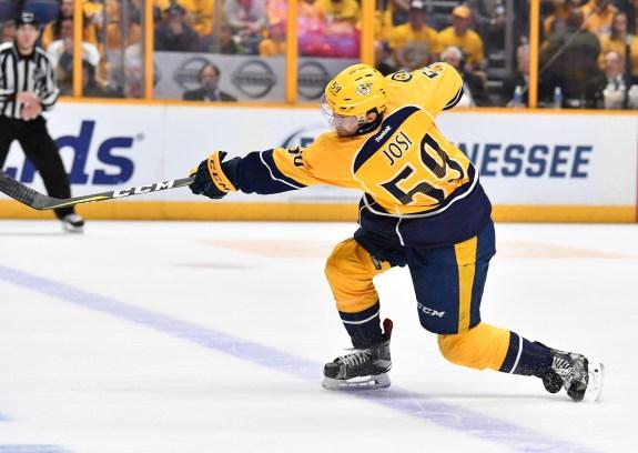 Roman Josi, NHL, Nashville Predators