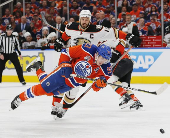 Oilers want to force Ducks into Game 7 narrative