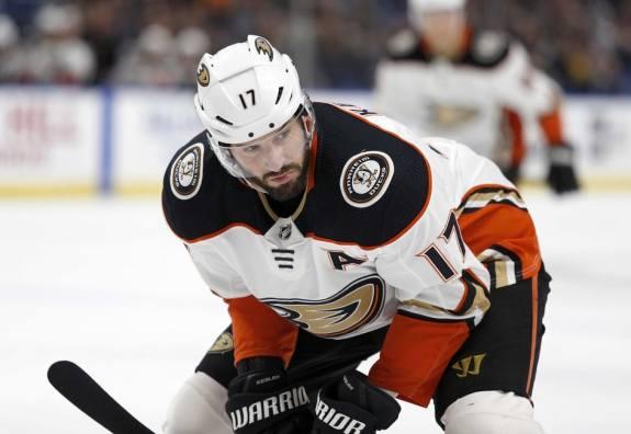 Ryan Kesler Ducks