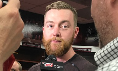 Darling Confident in Hurricanes Young Defense