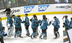 Pavelski Ready to Captain Sharks Back to Playoffs