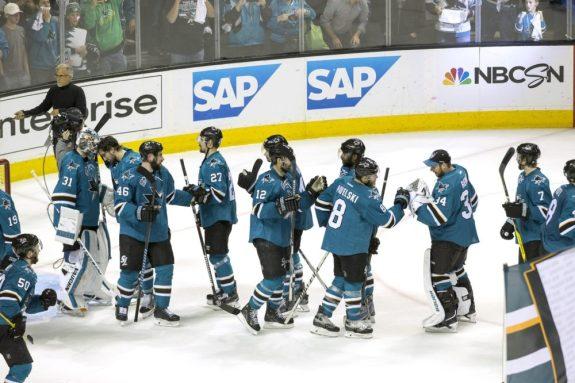 San Jose Sharks, NHL, NHL Playoffs,