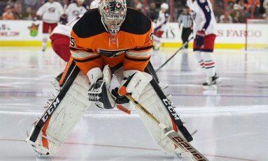 Mason Crucial to Flyers' Success
