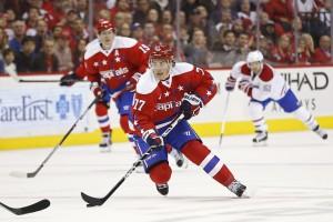 T.J. Oshie, Washington Capitals, NHL
